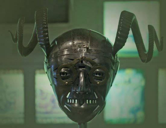 Доспехи- Шлемы.15-17 век