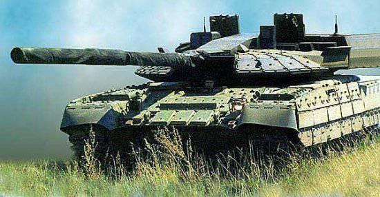 Каким быть танку
