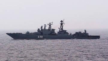 रूसी नौसेना आर्कटिक में लड़ाकू क्षमताओं को बढ़ाती है