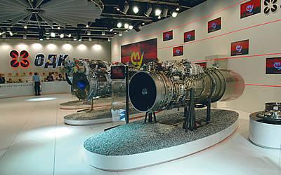 Perspektiven für die russische Flugzeugmotorenindustrie