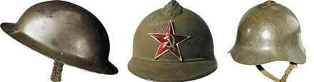 Для служебного пользования: Череп, каска, шлем