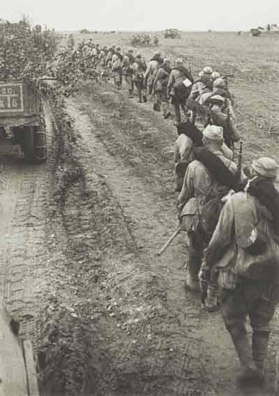 Удар красной армии летом 1941 года