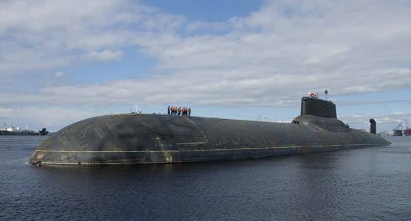 La marine russe refuse de moderniser les sous-marins de la classe Dmitry Donskoy