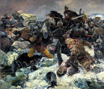 हाथ से हाथ लड़ाई: अलेक्जेंडर नेवस्की से अलेक्जेंडर सुवोरोव तक