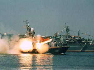 День рождения Российского военно-морского флота