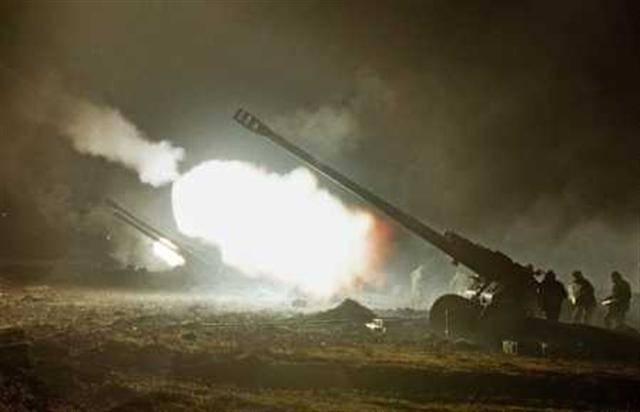 Террористы обстреляли силы АТО возле Новоселовки-1 на Донетчине, есть потери среди личного состава - Цензор.НЕТ 1401
