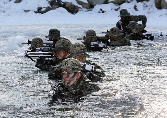 दक्षिण कोरियाई विशेष संचालन बल