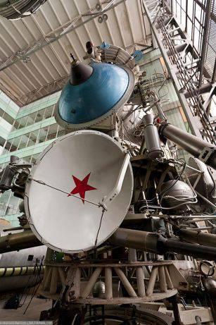 Fotos del programa lunar secreto de la URSS.