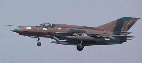 """Operación """"Penicilina"""". Cómo secuestró luchador MiG-21"""