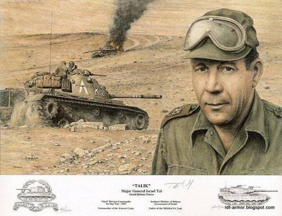 Стальной кулак Израиля