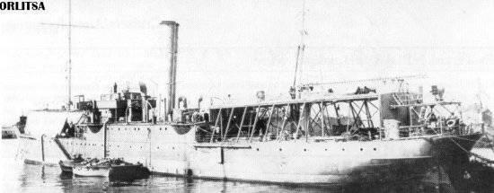 Морские Икары