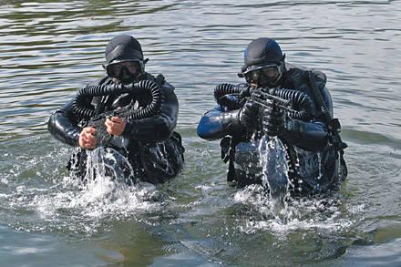Буллпап для подводного автомата