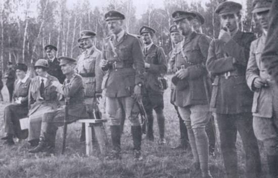 Warum erreichte Koltschak die Wolga nicht?