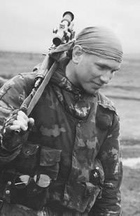Оружие русского снайпинга