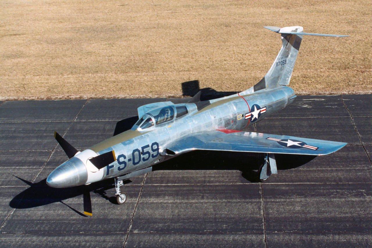 XF-84H