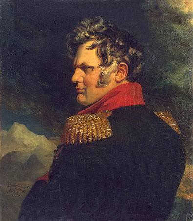 Alexey Petrovich Ermolov (1777 - 1861)