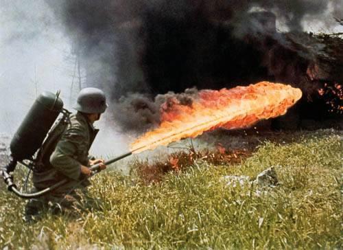 Fuego infernal