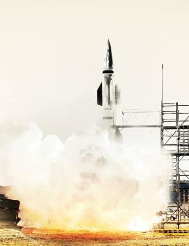 Ракета Вассерфаль: Упущенный шанс Гитлера