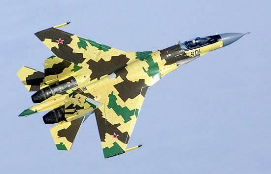 Су-35 обеспечит компании «Сухой