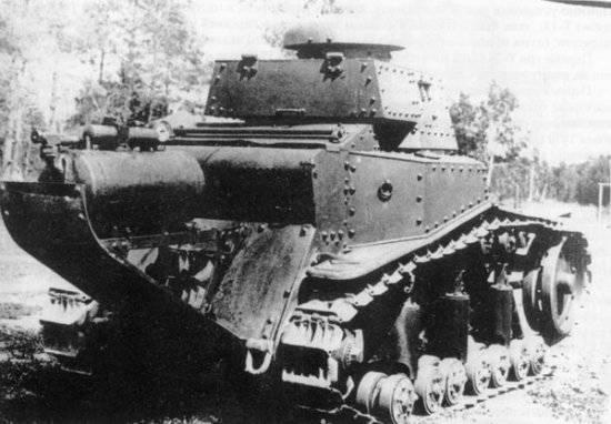 Телетанки СССР Второй мировой