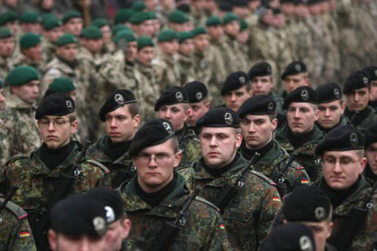 Министр обороны Германии заявил об отмене призыва