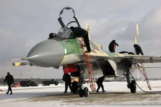 Россия и Китай обсуждают облик экспортного Су-35