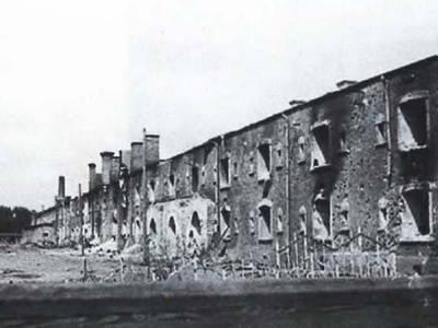 Брестская крепость. Так началась война