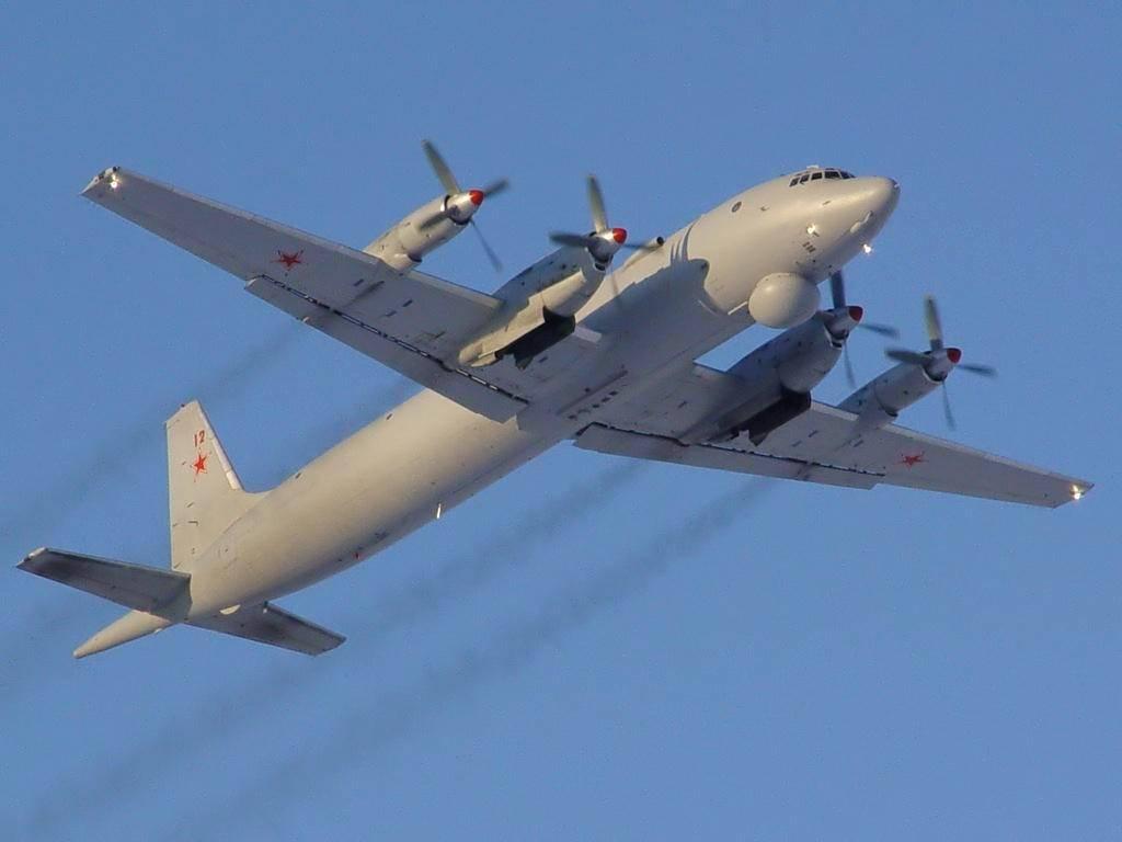 Военные самолеты рф прервали