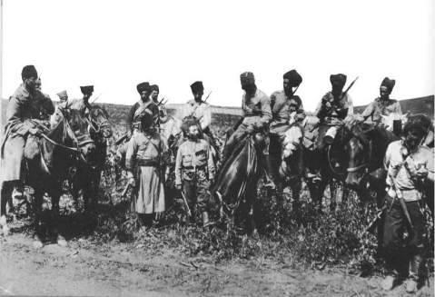 """Crónica de la """"amistad"""" de 1917-1922 años."""