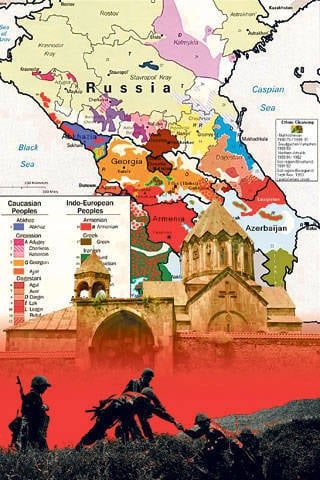 New war in the Caucasus be?