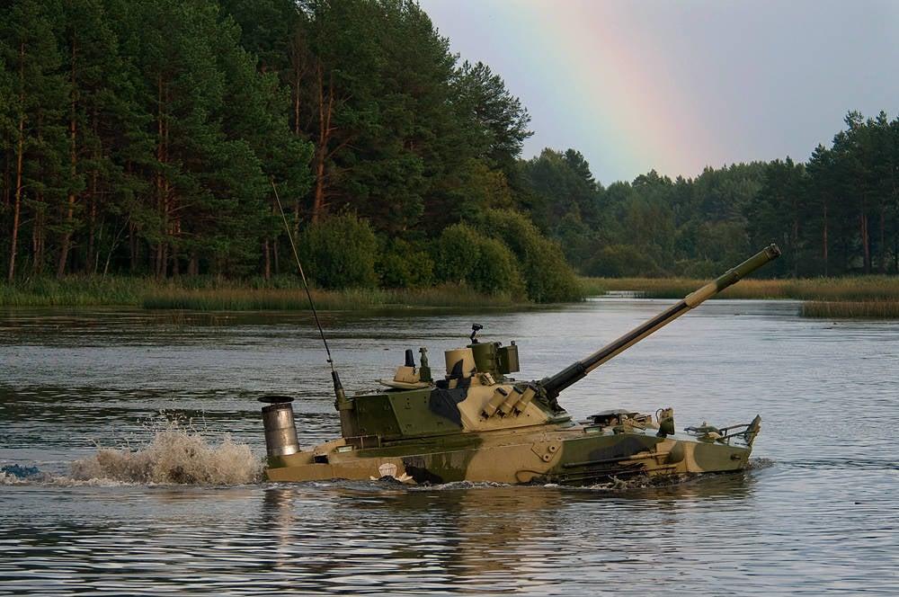 Véhicules de combat basés sur BMD-3 (partie 1) BMD-4
