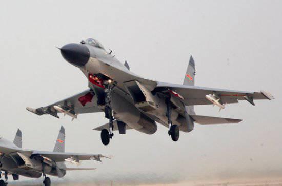 Россия снимает свои претензии к китайской копии Су-27?