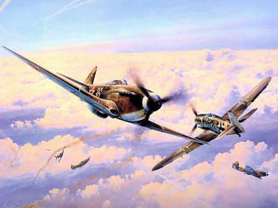 Воздушное сражение на Кубани