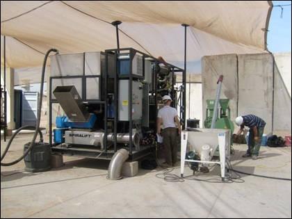 미 육군은 쓰레기를 연료로 바꾸는 기술을 테스트했습니다.