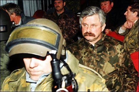Как начиналась Первая Чеченская война