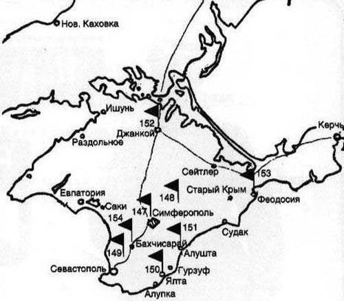 Deportazione dei tatari di Crimea. com'era