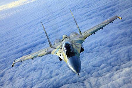 Су-35. Фотография с сайта topwar.ru
