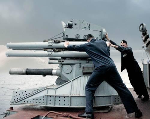 Anti attaque de missiles