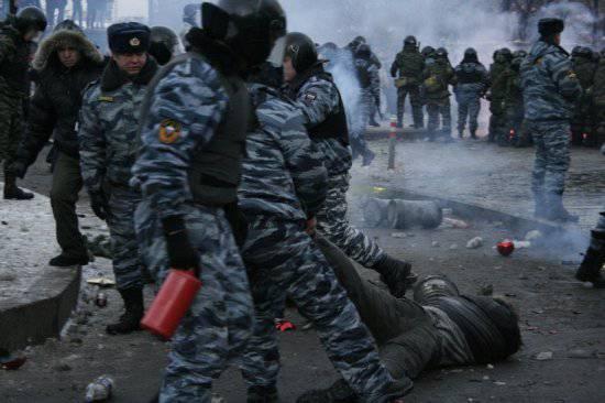 Декабрь 2010 года. Русский марш.   Бессмысленный и беспощадный?  Записки не русского человека