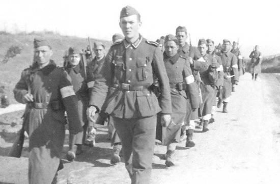 О сотрудничестве крымских татар с германскими фашистами