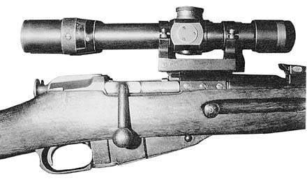 Оружие для метких стрелков