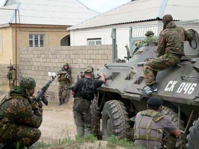 高加索酋长国横跨俄罗斯伸展触角