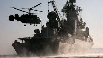 """रूसी बेड़े की रणनीतिक कमियां (""""वर्ल्ड पॉलिटिक्स रिव्यू"""", यूएसए)"""