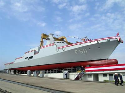 आधुनिक तुर्की सतह नौसेना बलों की वर्तमान स्थिति और विकास की संभावनाएं