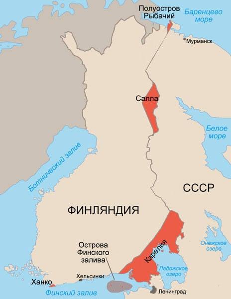 Почему Сталин начал войну с Финляндией?