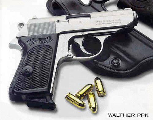 Walther РР образец для подражания