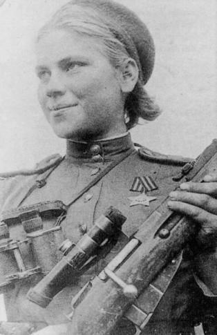Роль женщин в Великой Отечественной Войне: цифры и факты