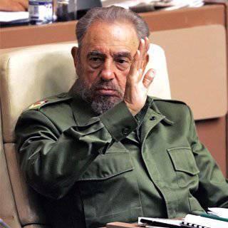 चौराहे पर क्यूबा