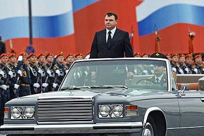 Истинная биография министра обороны А. Сердюкова