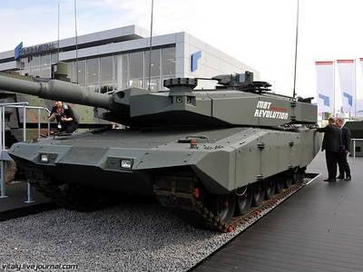 Перспективы танкостроения